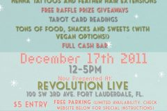 Indie Craft Bazaar: Let It Sew @ Revolution